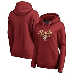 Florida State Seminoles Fanatics Branded Womenand039s Plus Sizes Freehand Pullover