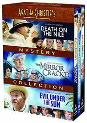 Agatha Christie Mysteries Collection Dvd Ws/3discs