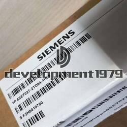 One New Siemens Inverter 6se7027-2td84-1hf5 6se7 027-2td84-1hf5