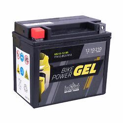 Intact Sealed Gel Battery Suitable For Kymco Mxu 250 2006