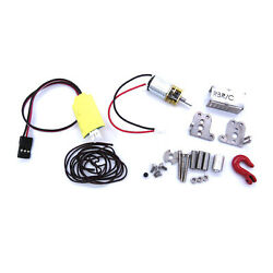 For 1/12 1/14 1/16 Wpl Mn Jjrc Car Replace Durable Metal Winch Control Wire Sets