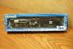Bachmann Ho Scale 2-8-0 Consolidation Locomotive Western Pacific 35 Dcc