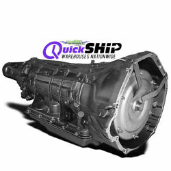 Quick Ship 5r110 Diesel Transmission With Free Torque Converter