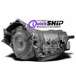 Quick Ship 4l85e Transmission With Free Torque Converter