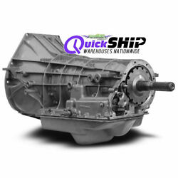 Quick Ship E4od Diesel Transmission With Free Torque Converter