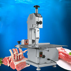 Newest Commercial Automatic Bone Sawing Machine Frozen Meat Steak Cutter110v