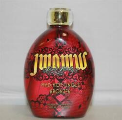 Australian Gold Jwoww Mad Hot Tingle Bronzer Indoor Tanning Bed Lotion 13.5oz.