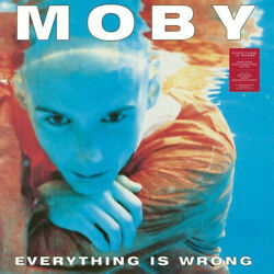Moby Everything Is Wrong Sealed Vinyl Lp Feeling So Real Everytime You Touch Me