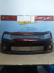 2015 2016 2017 2018 2019 Dodge Charger Rt 8 Front Bumper Oem Used Reconditioned