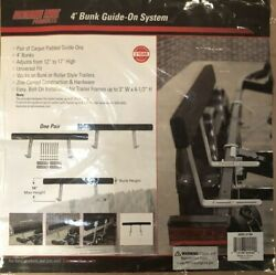 Extreme Max 3005.2199 4and039 Bunk Trailer Guide-on