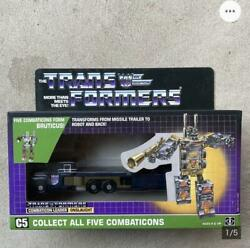 Transformers G1 Onslaught Vintage Toy Very Rare Collection