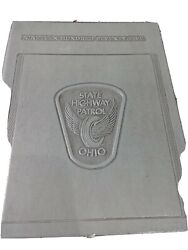 Ohio State Highway Patrol 1975 Yearbook Patrol History Individual Pictures