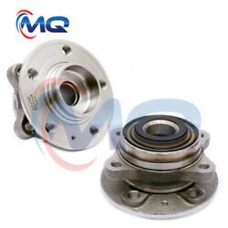 2 New Front Wheel Bearing Hub Left And Right For Volvo Xc90 2003-2007 513208