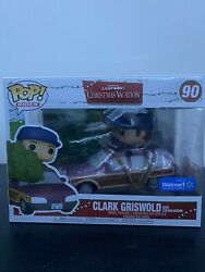 Funko Pop Ride National Lampoon Christmas Vacation Clark Griswold Station Wagon