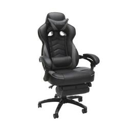 Gaming Chair Reclining Ergonomic Leather Chair Office Chair Long Sitting