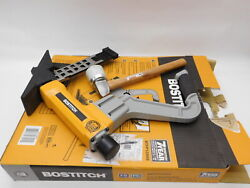 Bostitch Btfp12569 2in1 Floring Tool Drives 15.5ga Staples And 16 Ga L-cleats