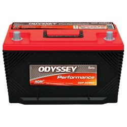 Odp-agm65 Odyssey Battery New For Pickup Lincoln Town Car Mercury Grand Marquis