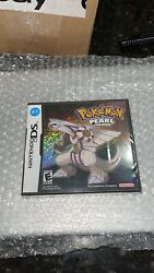 Pokemon Pearl Version Nintendo Ds Brand New Factory Sealed Authentic