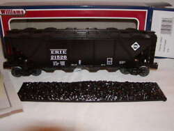 Williams By Bachmann 47622 Erie Quad Hopper W Cover And Coal Cover O 027 New Mib