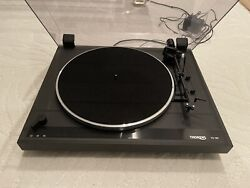 Rare Thorens Td 190-1 Turntables W/ortofon Cartridge Made In Germany Excellent