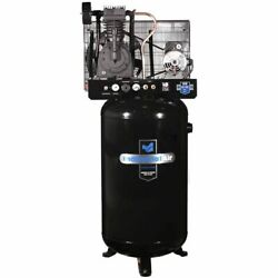 Industrial Air 5-hp 80-gallon Two-stage Air Compressor 240v 1-phase