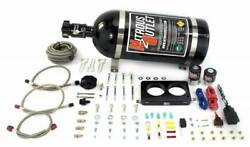 Nitrous Outlet Ford 2005-2010 Mustang Gt Plate System 10lb Bottle