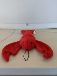 Ty Beanie Baby Pinchers 1993 Rare Retired No Swing Tag Has Tush Tag Mint Condit