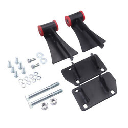 Weld In Motor Mount And Frame Brackets Set For Chevy Ls1 Ls6 Ls-1 Ls-6 Engine .