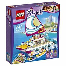 Lego Friends Heart Lake Exciting Ocean Cruise 41317 F/s W/tracking Japan New