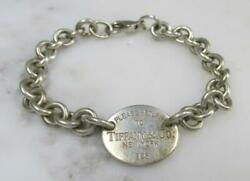 And Co. Sterling Silver Cable Link Bracelet 8 28.6g 2-g2032