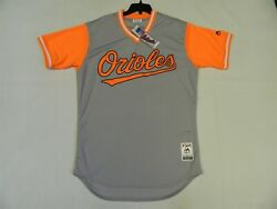 Authentic Baltimore Orioles Players Weekend Little League World Series Jersey 40