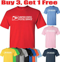 T Shirt compatible With United States Postal Service usps post office Tee