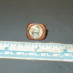 Vintage Gumball Ring Babe Ruth Cereal Premium Toy