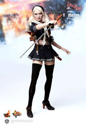 1/6 Hot Toys Mms157 Sucker Punch Babydoll Emily Browning Action Figure