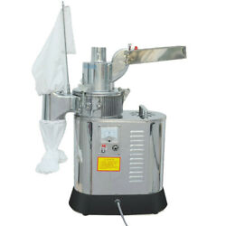 Df-40s Automatic Continuous Herb Grinder Hammer Mill Pulverizer 40kg/h 110v