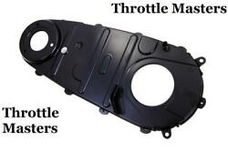 Black Inner Primary Cover For Harley Big Twin 1937-1954 Replaces Oem 60620-36