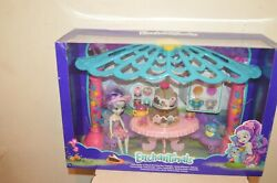 Show The Of Ms.peacock Enchantimals New Sealer Doll Included 1 Pets Mattel