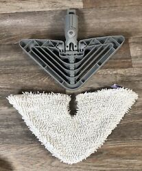 Shark Steam Pocket Mop Triangle Head Corner Attachment With New Pad