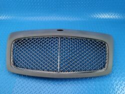 Bentley Continental Gt Gtc Flying Spur Main Radiator Grille 9353