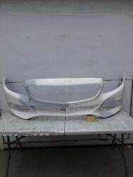 2015 2016 2017 2018 Mercedes C 300 C Class Front Bumper Oem Used Reconditioned