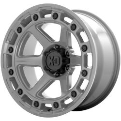 4-xd Xd862 Raid 20x10 5x5 -18mm Cement Wheels Rims 20 Inch