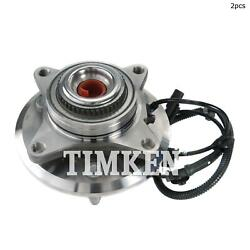 For Ford F-150 Rear Set Of 2 Differential Bearing Set Timken Sp550222