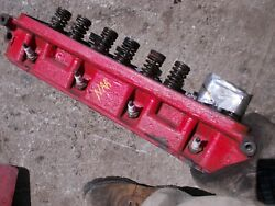 Ford Naa Tractor Original Engine Motor Cylinder Head W/ Valves