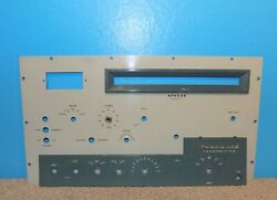 Oem Heathkit Tx-1 Apache Transmitter Face And Trim Plate Free Shipping