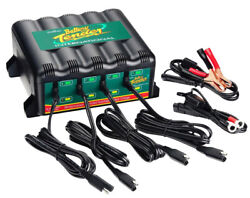 Battery Tender 1.25a 4 Bank Battery Charger