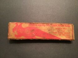 Vintage Hershey Tire Chain Link Repair Pliers, With Cardboard Sleeve, 6.5 Inches