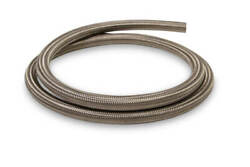 Earls Ultrapro Hose Double Helix Ribbed Ptfe Stainless Steel Braided -16 -33ft