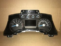 2014 14 Ford F150 Truck King Ranch / Lariat Speedometer Cluster 52k