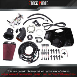 Edelbrock E-force Stage 2 Track Supercharger System W/o Tuner For 05-14 Mustang