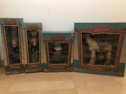Toy Story Roundup Young Epoch Vintage Figure Very Rare Lot 4 Set Disny Set